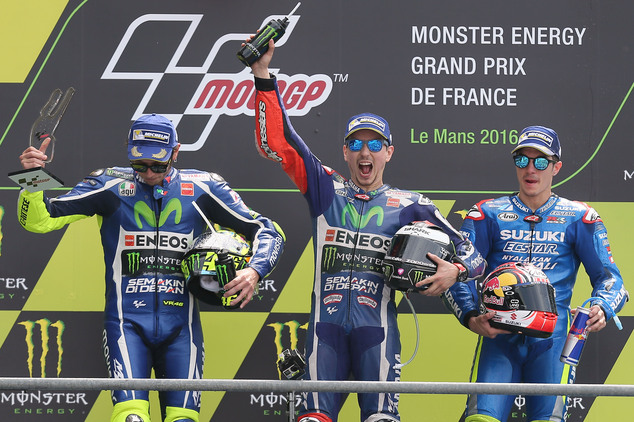 France GP Motorcycle Racing